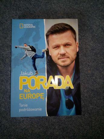 Porada na Europę książka