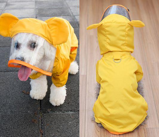 Одежда для собак и кошек: комбезы, кофты, дождевики, ошейники
