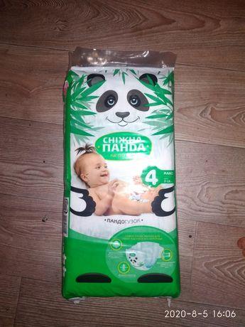 Пандогузки, подгузники Снежная панда