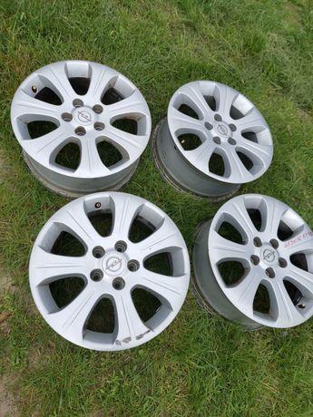 Felgi aluminiowe Opel 5x110 6,5Jx16 et 39