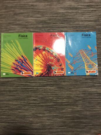 Manuais Fisica - Módulos F1+F2+F3+F4+F5+F6