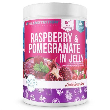 Frużelina Raspberry& Pomegranate in Kelly 1000 g