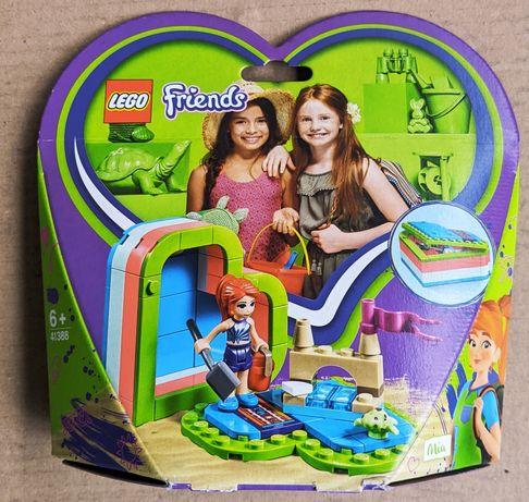 Lego Friends - zestaw pudełko przyjaźni Mii