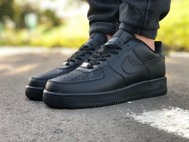Buty Nike Air Force Black