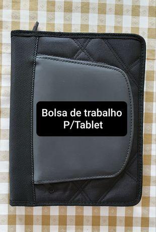 Capa / Bolsa de trabalho para tablet