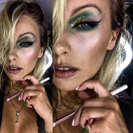 Profesjonalny makijaż i stylizacja brwi- Częstochowa