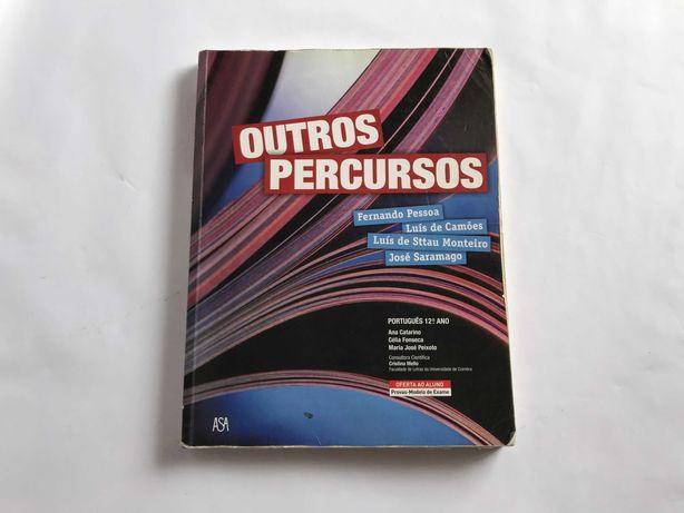 """""""Outros Percursos"""" Manual de Português 12º ano"""