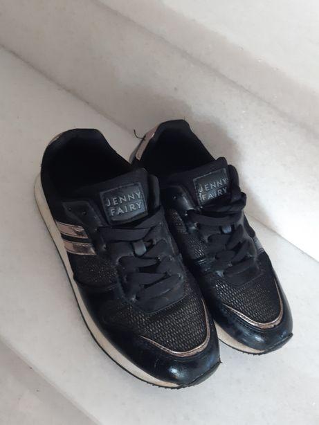 Wiosenne buty damskie 38