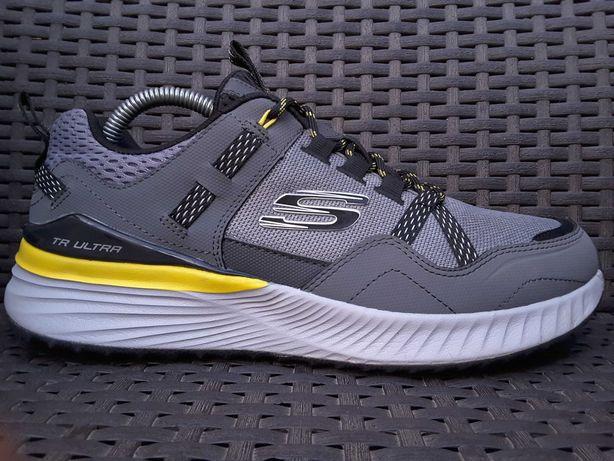 Skechers 42pазмер 26.5см Мужские беговые nike кроссовки adidas Asics