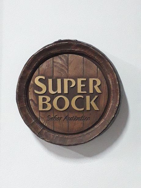 Publicitario Super Bock (com diametro 40 cm)