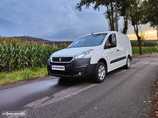 Peugeot Partner L2H1 Premium Pack