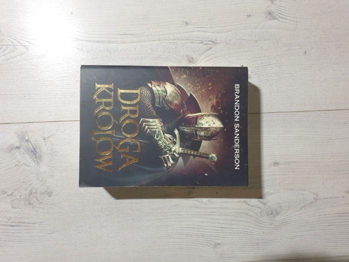 Archiwum Burzowego Światła Brandon Sanderson - Trylogia 4 książki Łódź - image 1