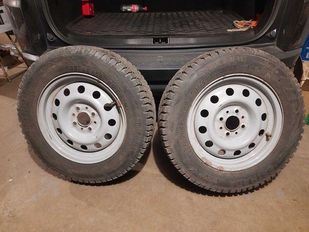 Шины и диски 185/65 R14