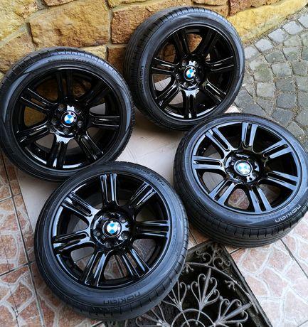 Felgi Koła OE BMW Mpakiet Czarne Styl 194 17 8/8,5J 5x120 e46 e90 f30