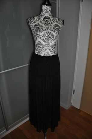 Spódnico - spodnie sylwestrowe czarne River Isand 34-36