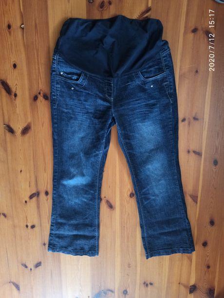 Spodnie ciążowe jeans roz 12 (XL)