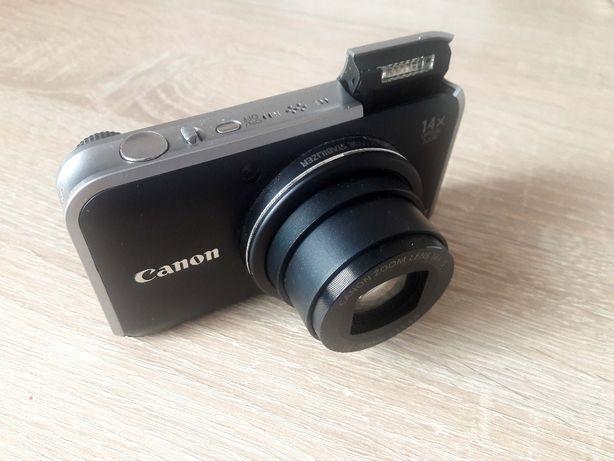 Nowy aparat cyfrowy Canon PowerShot