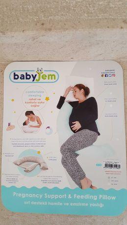 Vendo almofada amamentação/suporte gravidez