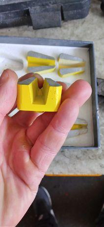 Diamentowe elementy szlifierskie