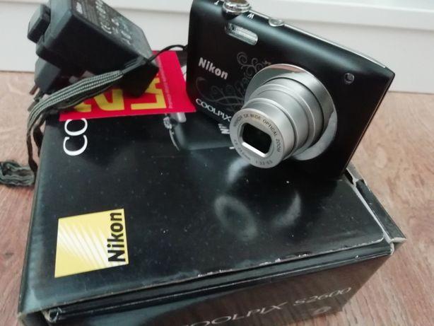 Nikon Coolpix S2600 Zestaw