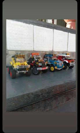 Продам 4 Off-road машинки