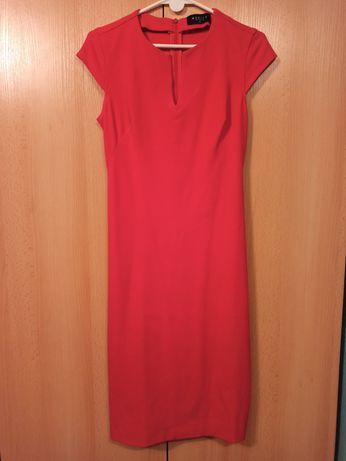 Sukienka czerwona Mohito, r.38