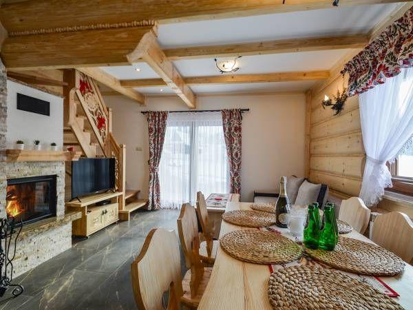 Domki Zakopane wolne noclegi Domek w Górach bon turystyczny