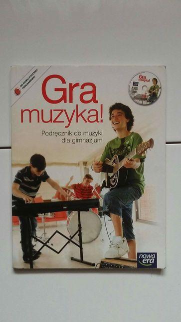 Gra muzyka! Gimnazjum podręcznik Jan Oleszkowicz 2009
