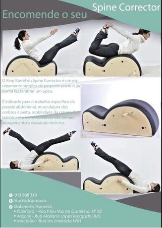 Maquina Equipamento de Pilates Spine corrector