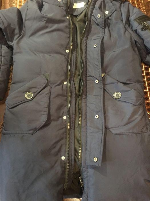 Продам зимнюю куртку для мальчика Киев - изображение 1