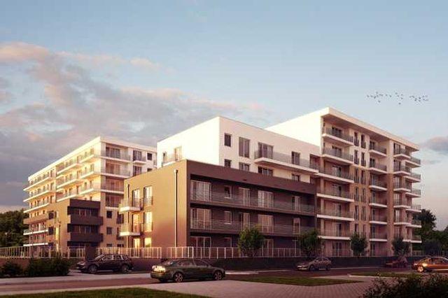Mieszkanie do wynajęcia 53 m2, 2 pokoje, 2 balkony, garaż, komórka