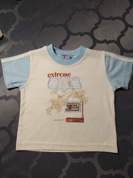 T-shirt dziecięcy.