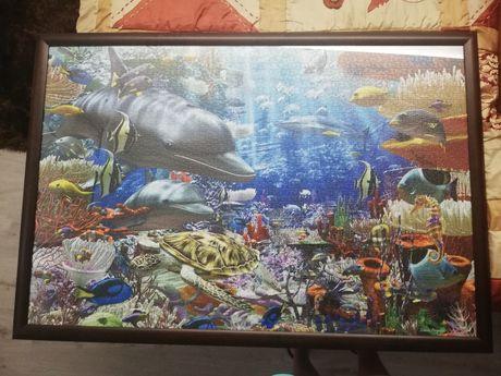 Quadro Puzzle 5000pcs