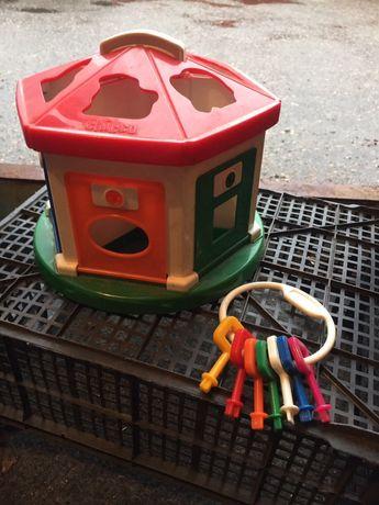 Продам игрушку Chicco - Сортер , для детей 1-3 лет, б/ у