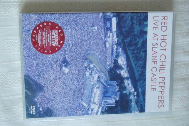 Red Hot Chili Peppers*Live At Slane Castle/DVD Nowa