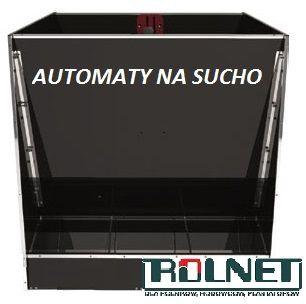 Automat paszowy tucznikowy czterostanowiskowy AP4T