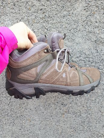 Женские термо ботинки/горные кроссовки для похов/Human Nature/мембрана