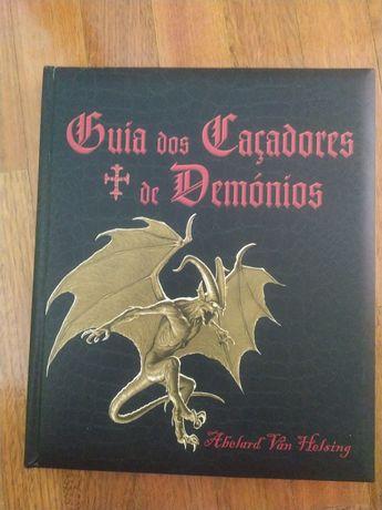 Guia dos Caçadores de Demónios de Abelard Van Helsing