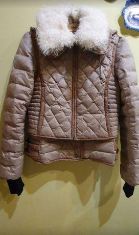 Итальянская короткая куртка