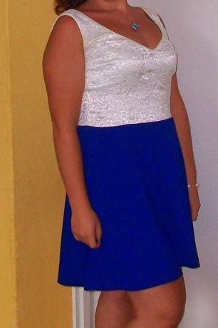 Sukienka weselna L