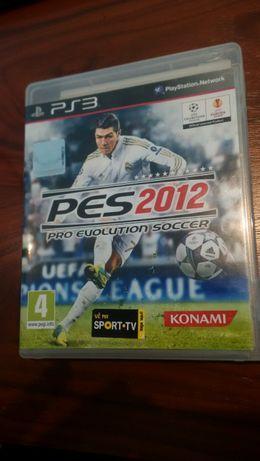 Jogo PES2012 - PS3