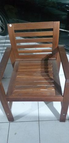 Cadeira exterior