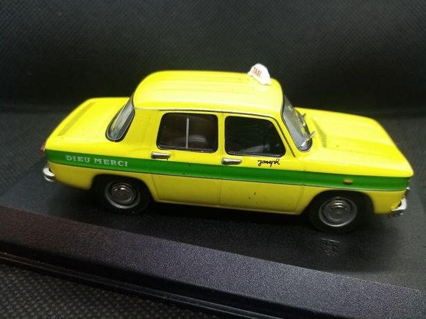 Miniaturas 1/43 de Taxis de todo o mundo