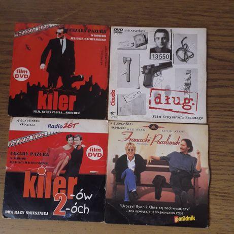 DVD filmy.