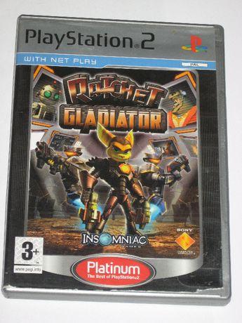 Gra Ratchet Gladiator bdb PS2 BDB