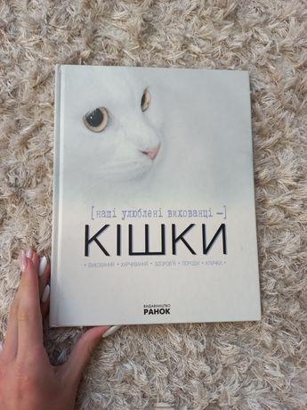 Наші улюблені вихованці – кішки
