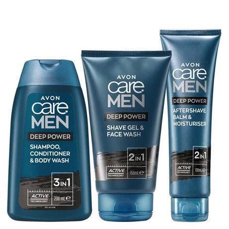 Zestaw Avon Care Men