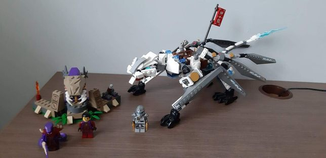 Lego Ninjago Tytanowy Smok (70748)
