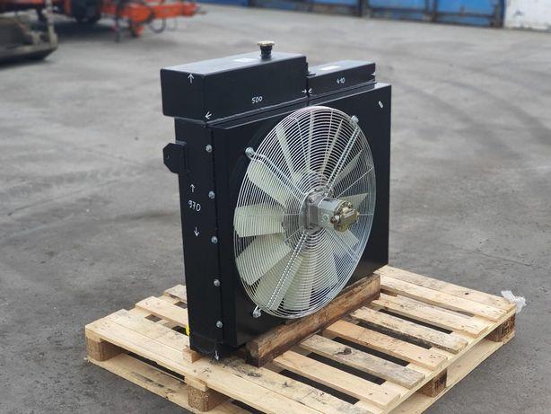 CHŁODNICA nowa z wentylatorem hydraulicznym