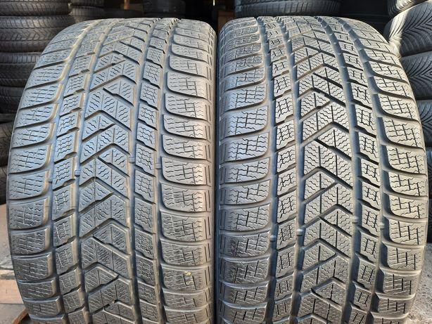 Зимові шини 285/35 R20 Pirelli Sottozero 3 2шт. 6-7мм